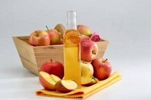 Лечение яблочным уксусом, рецепты, отзывы
