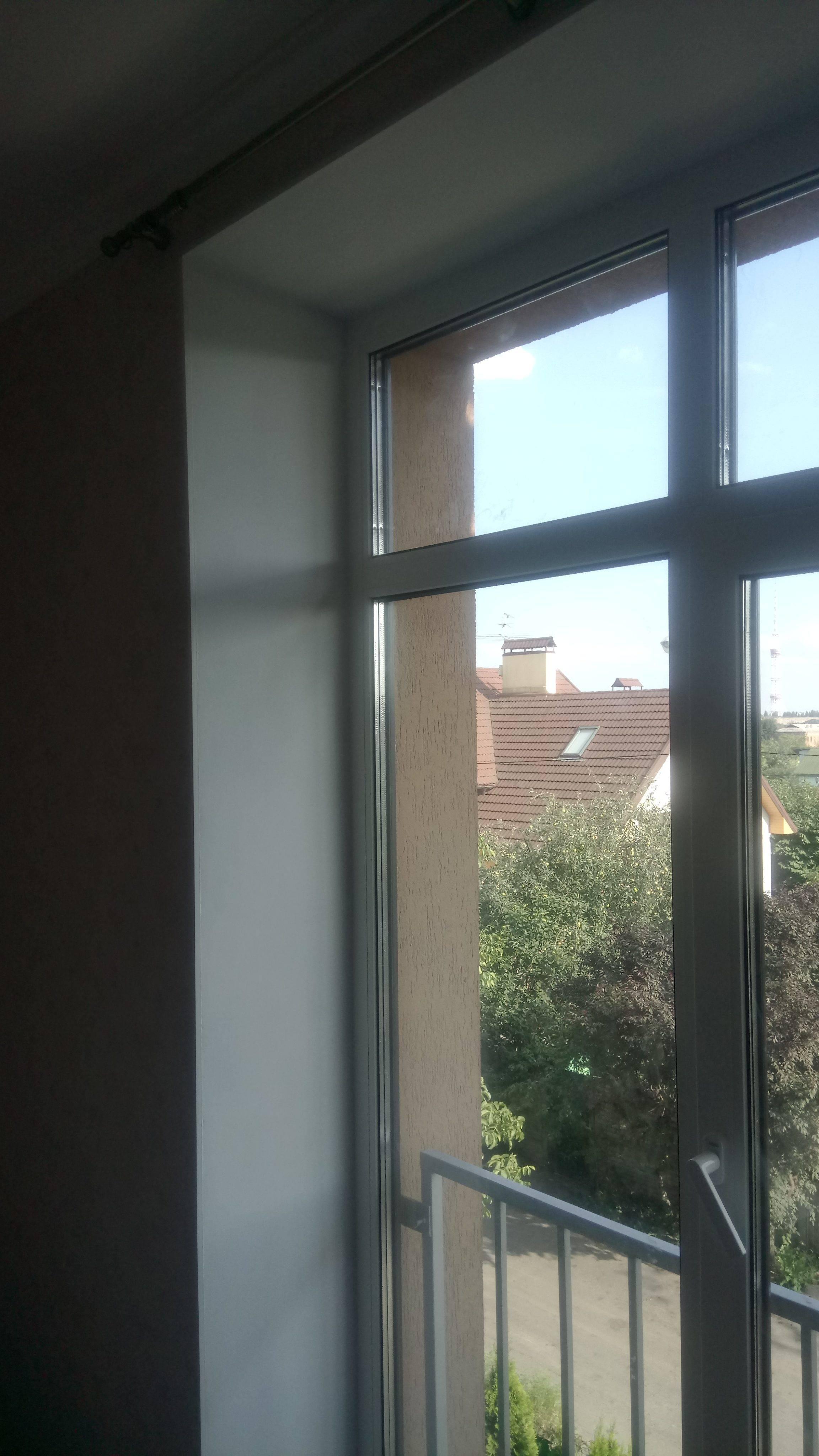 Как правильно штукатурить откосы на окне