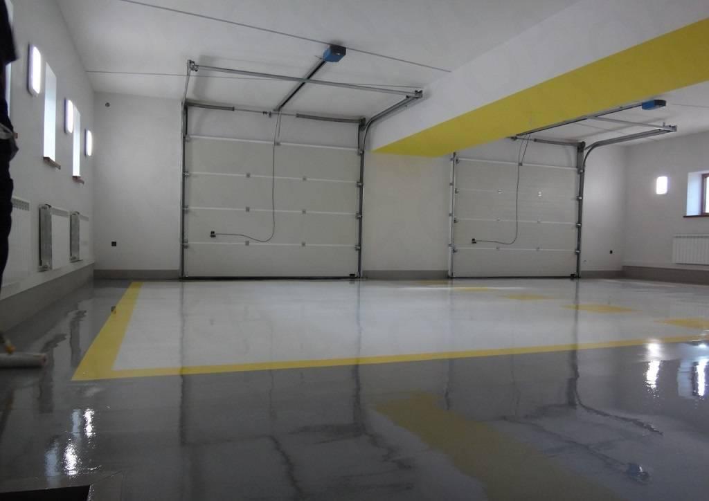 Каким сделать пол в гараже? 42 фото с вариантами покрытия