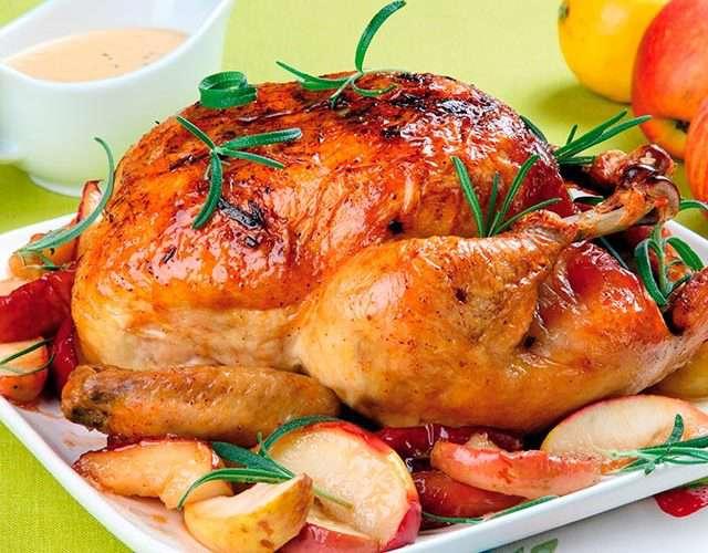 Курица целиком - 39 домашних вкусных рецептов приготовления