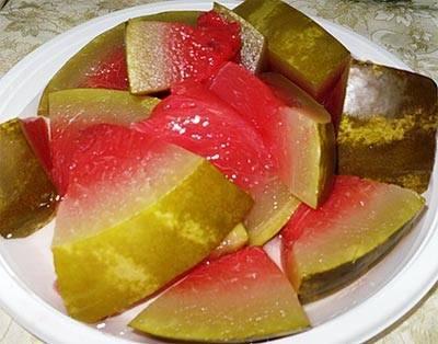 Засолка арбузов в бочке: лучшие рецепты с фото