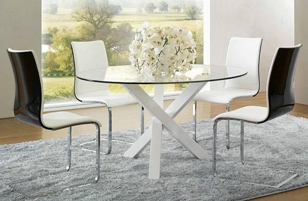 Столы для кухни — современные модели и варианты их размещения в кухонном интерьере (85 фото)