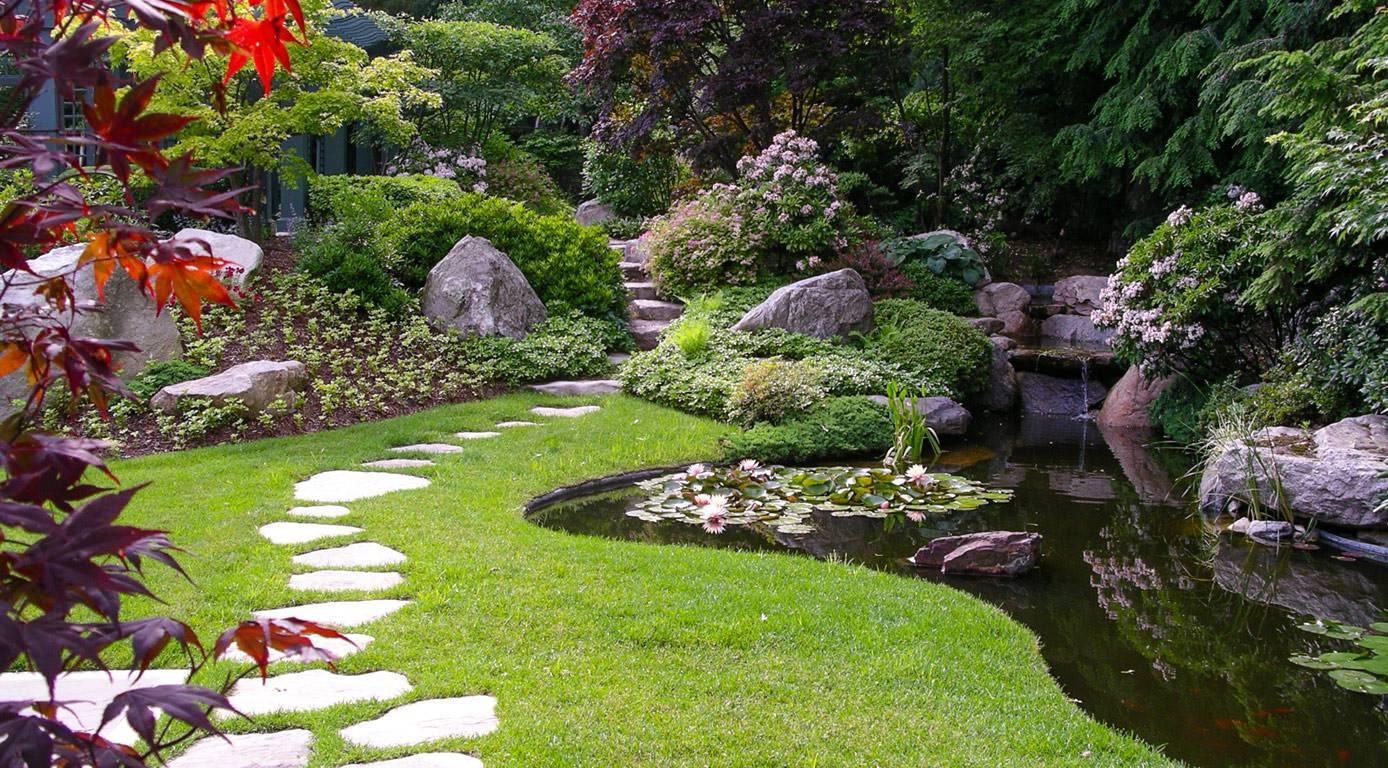 10 базовых элементов английского сада