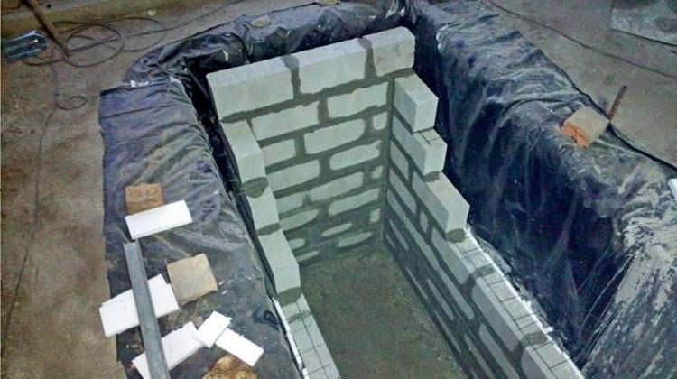 Яма в гараже своими руками: технология строительства и советы как сделать смотровую яму (110 фото и видео)