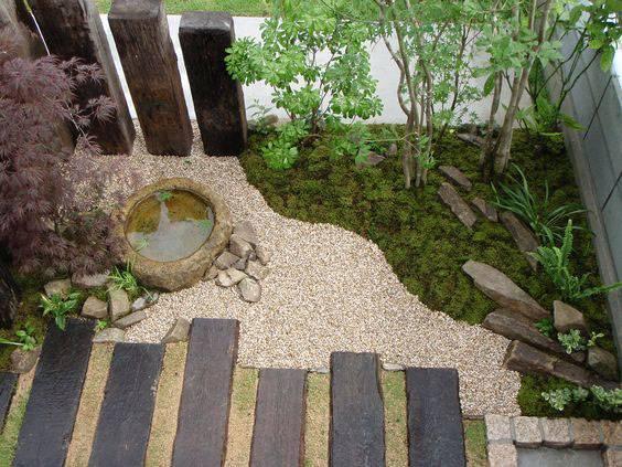 """Сад в японском стиле – новая дачная """"философия"""""""