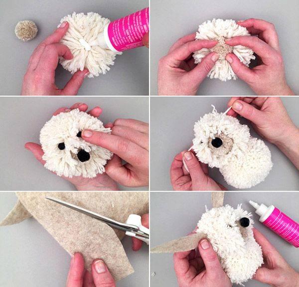 Украшаем уличную елку игрушками, сделанными своими руками