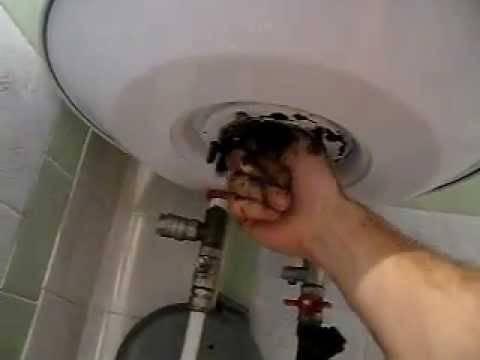Как отремонтировать бойлер своими руками