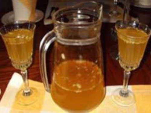 Необыкновенный вкус медовухи с изюмом
