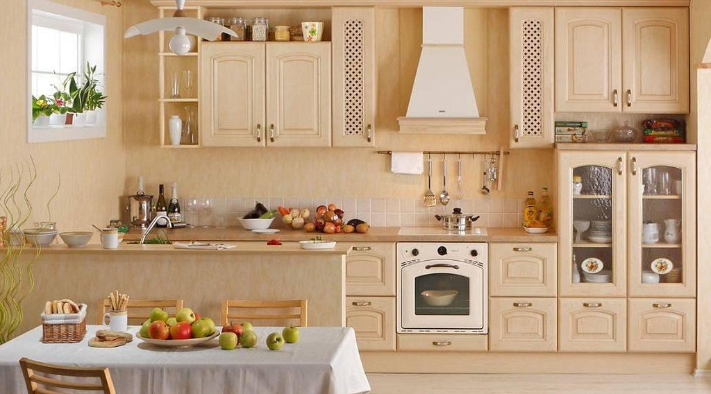 Собираем кухонный гарнитур своими руками как конструктор