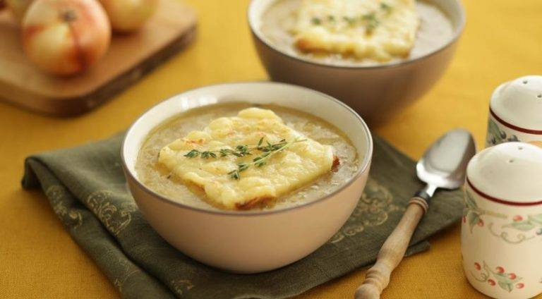 Луковый суп — рецепты французского лукового супа для похудения