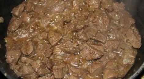 Как готовить печень с мукой. жареная печень — самые вкусные рецепты для всей семьи