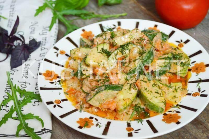 14 очень вкусных блюд из кабачков