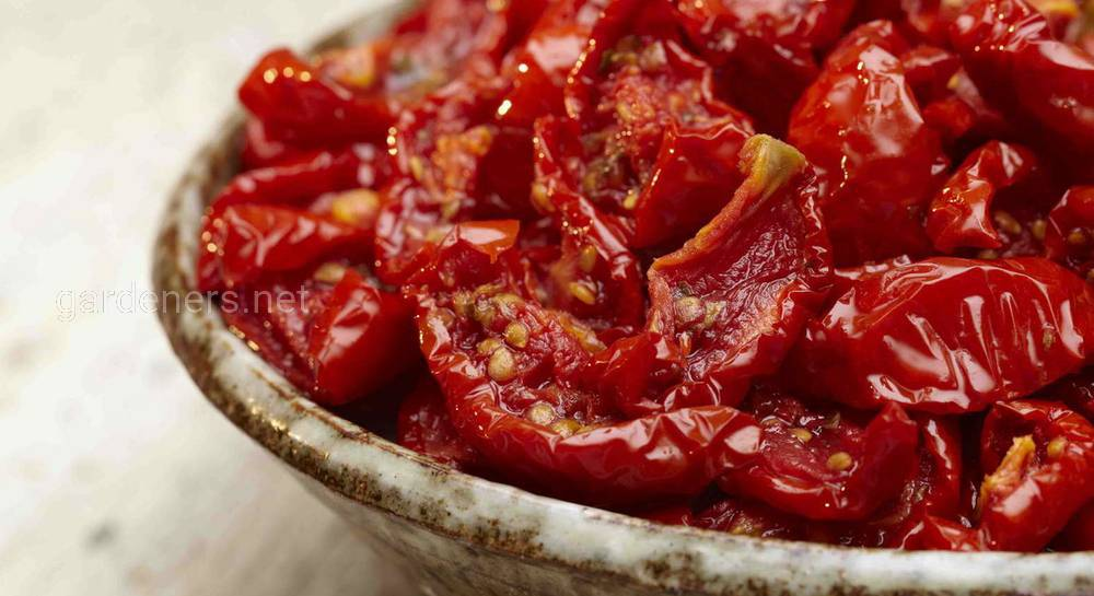 Вяленые помидоры в домашних условиях: как приготовить и хранить