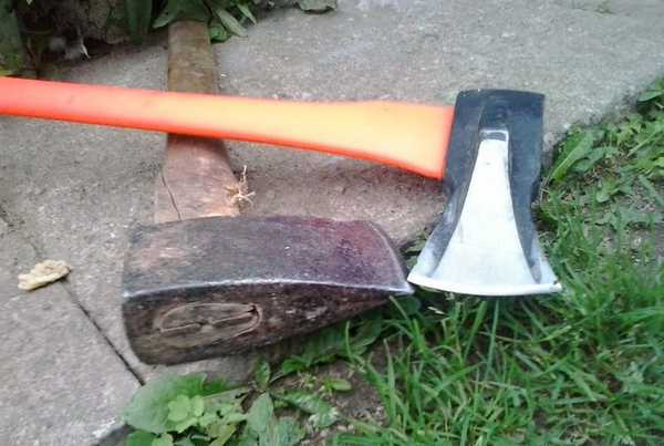 Уникальный колун – колоть дрова легко и просто видео)