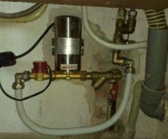 Нюансы выбора и монтажа насосов для воды в квартире