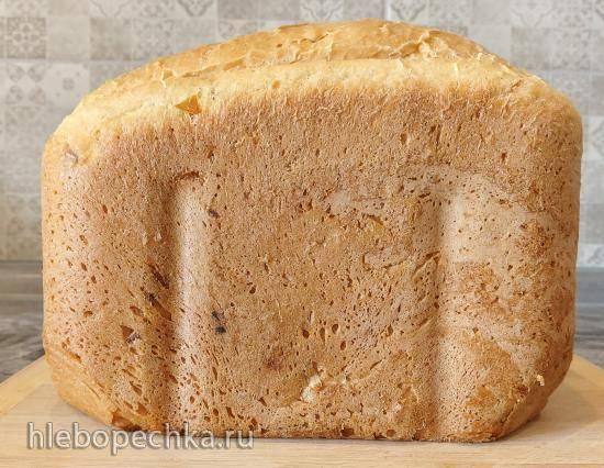 Луковый хлеб рецепт