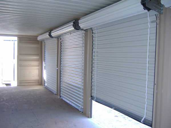 Рулонные ворота — особенности установки конструкции и подключения электропривода, видео