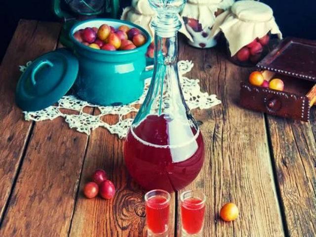 Рецепт вина из черноплодной рябины в домашних условиях