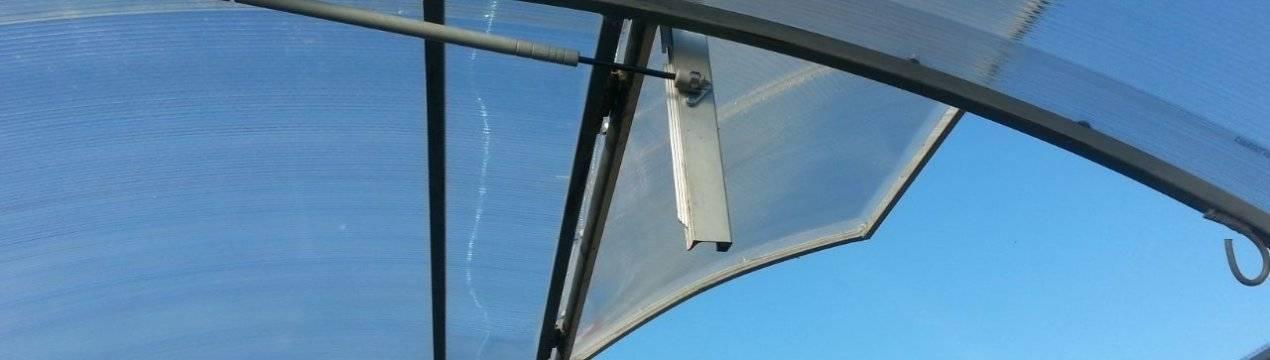 Термопривод для теплиц гидравлический, автоматический, видео
