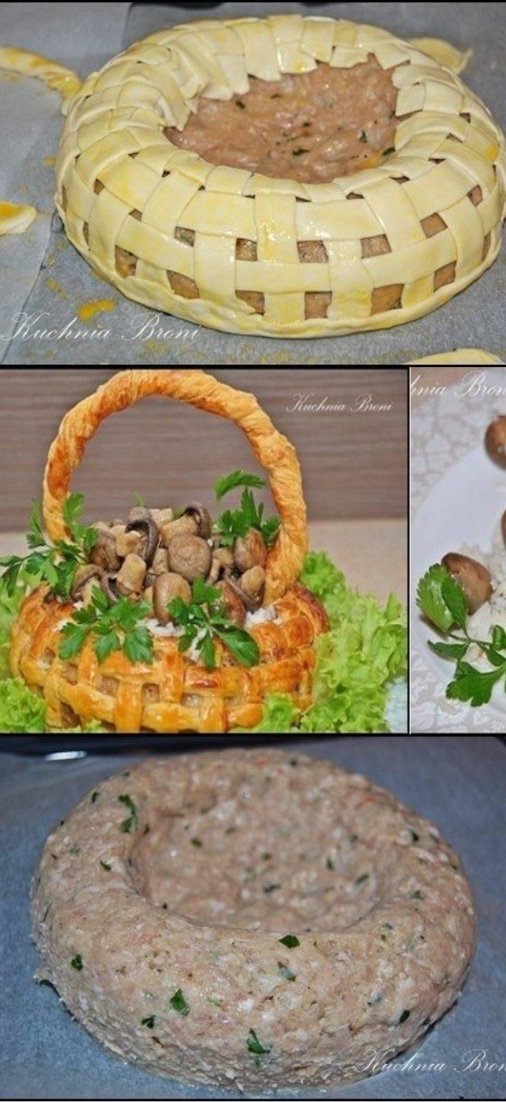 Закуски из слоеного теста: лучшие рецепты. как приготовить вкусные закуски из слоеного теста?