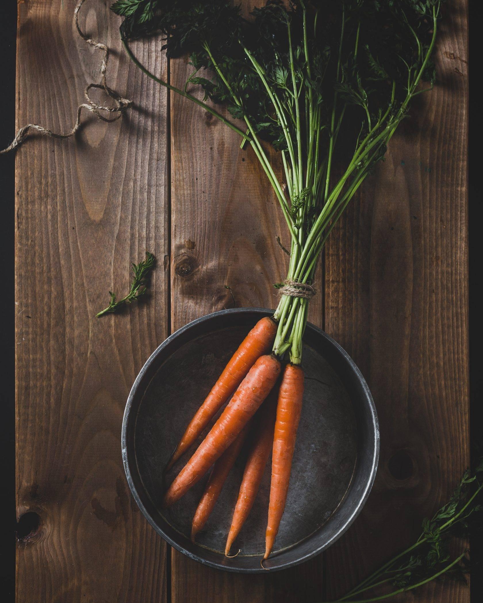 Вареная морковь — польза и вред сладкого корнеплода