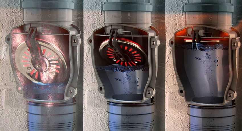 Вакуумный клапан для канализации — специфика работы и монтажа