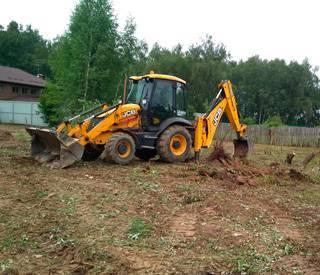 Корчевка пней деревьев: обзор 8-ми эффективных способов убрать остатки дерева