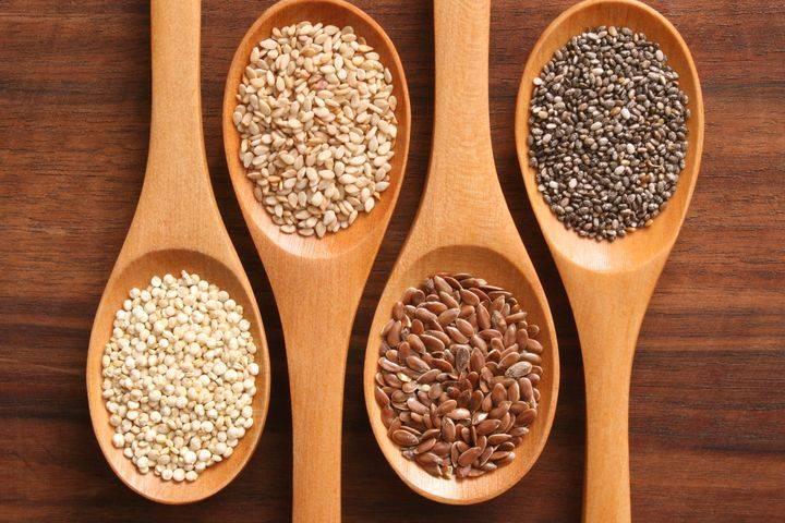 10 рецептов очищения организма семенами льна