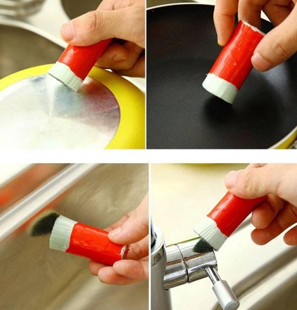 Как очистить кастрюлю снаружи и внутри – 8 простых способов для сложных случаев