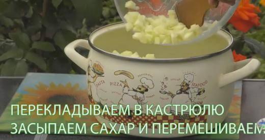 Варенье из кабачков в мультиварке