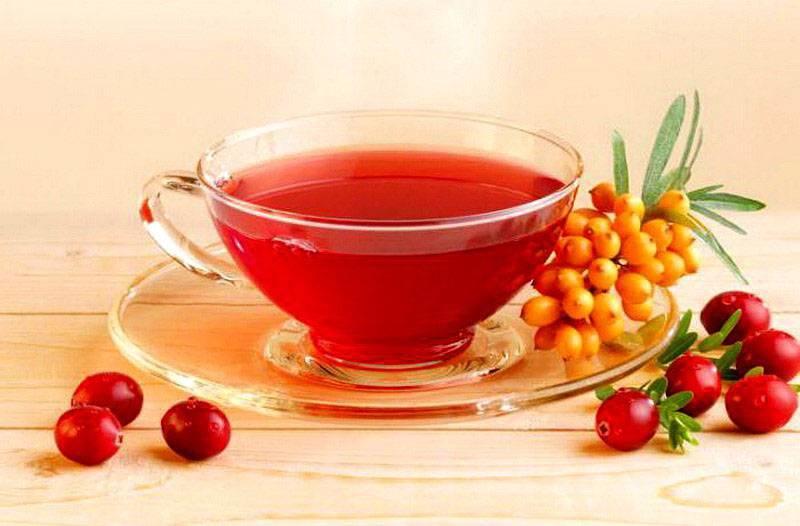 Выбираем вкусный рецепт облепихового чая с оригинальными добавками