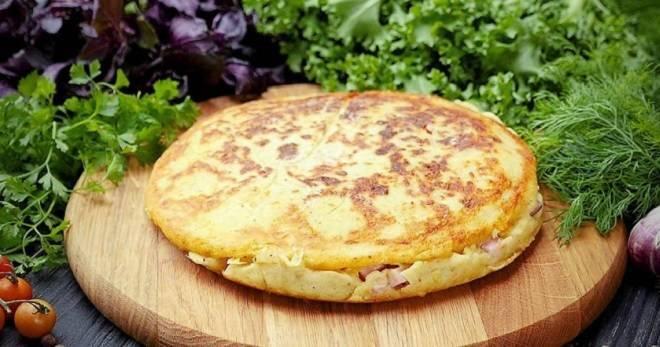 Блюда без духовки на сковороде. вкусные лакомства за несколько минут — выпечка на сковороде