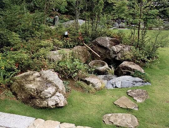 Разные виды цветников в дизайне сада