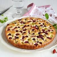 Клубничный пирог с клубникой - 37 домашних вкусных рецептов