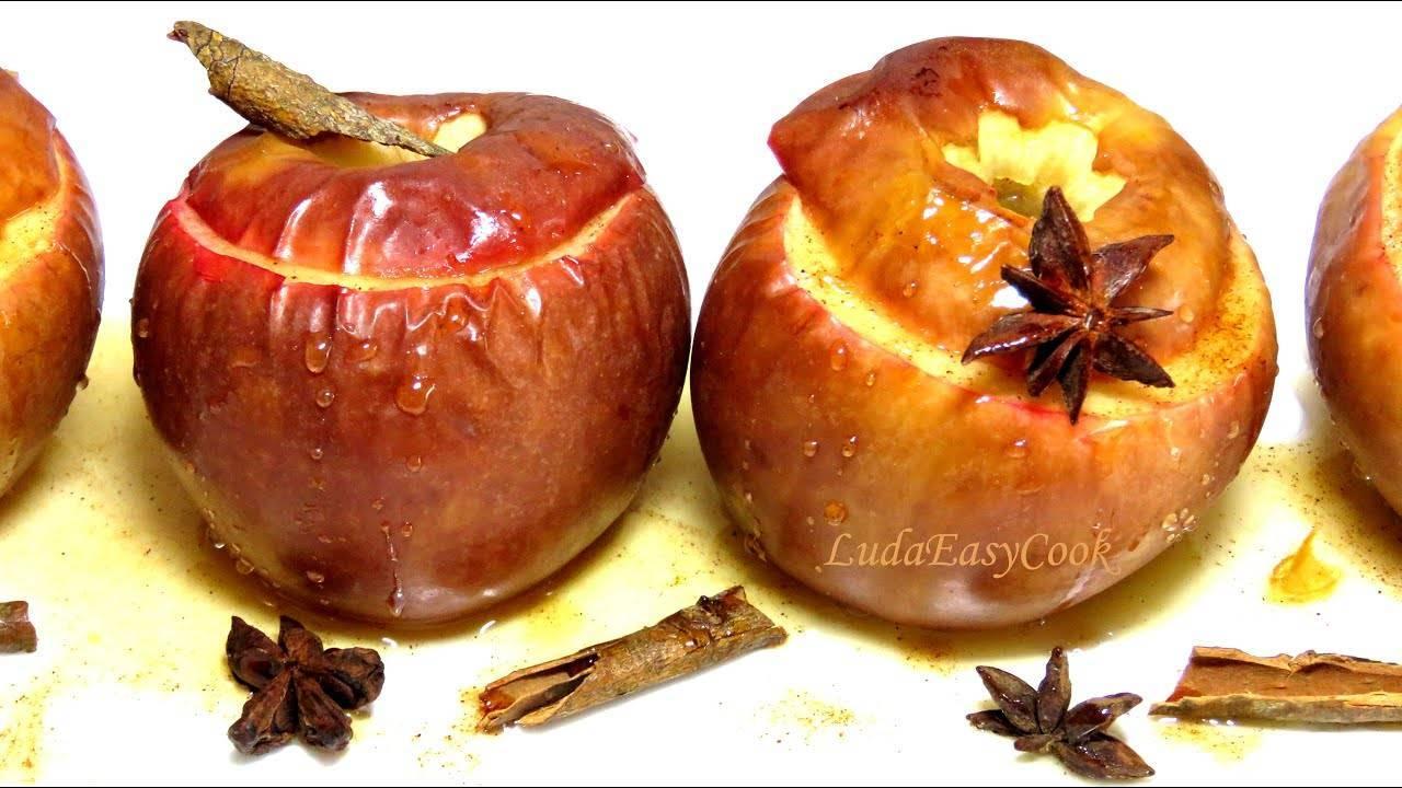 Польза печеных яблок при грудном вскармливании и правила употребления продукта. рецепты приготовления