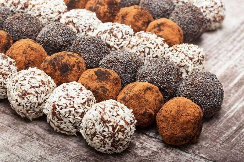 Невероятные финиковые конфеты: готовим сами
