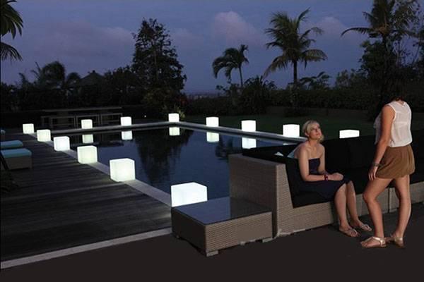 Светящийся куб с Алиэкспресс - характеристики, цена, видео