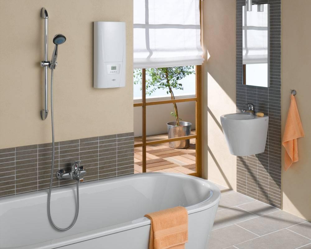 Какой лучше купить водонагреватель проточный электрический: топ-10 моделей