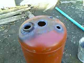 Мангал из газового баллона: изготавливаем своими руками
