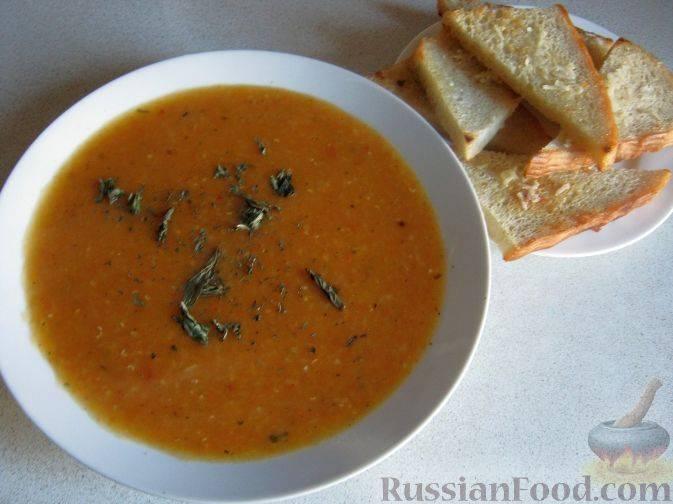 Как готовить чечевичный суп по-турецки
