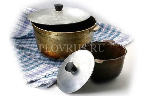 Как очистить посуду от нагара