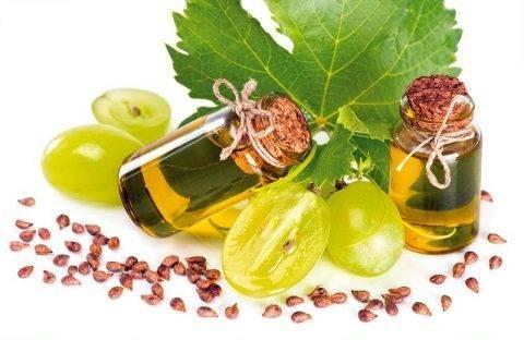 Масло виноградных косточек — свойства и применение