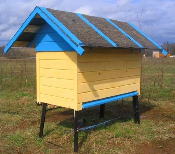 Ульи для пчел: устройство, разновидности, изготовление своими руками