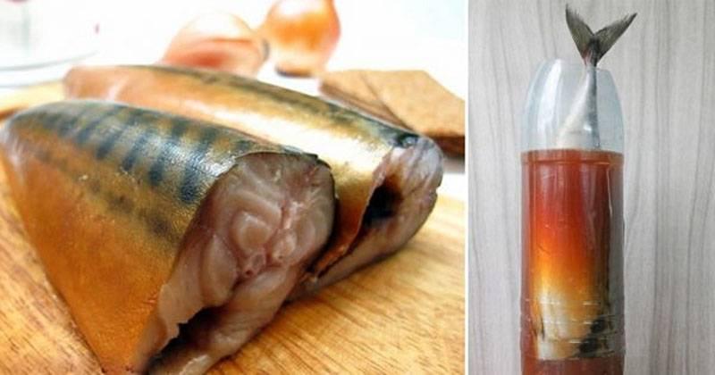 Скумбрия в луковой шелухе — самые вкусные рецепты