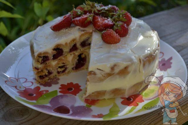 Панчо торт  рецепты с фото в домашних условиях