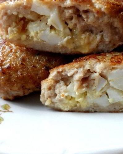Картофельные зразы — 5 пошаговых рецептов приготовления вкусных зраз на сковороде