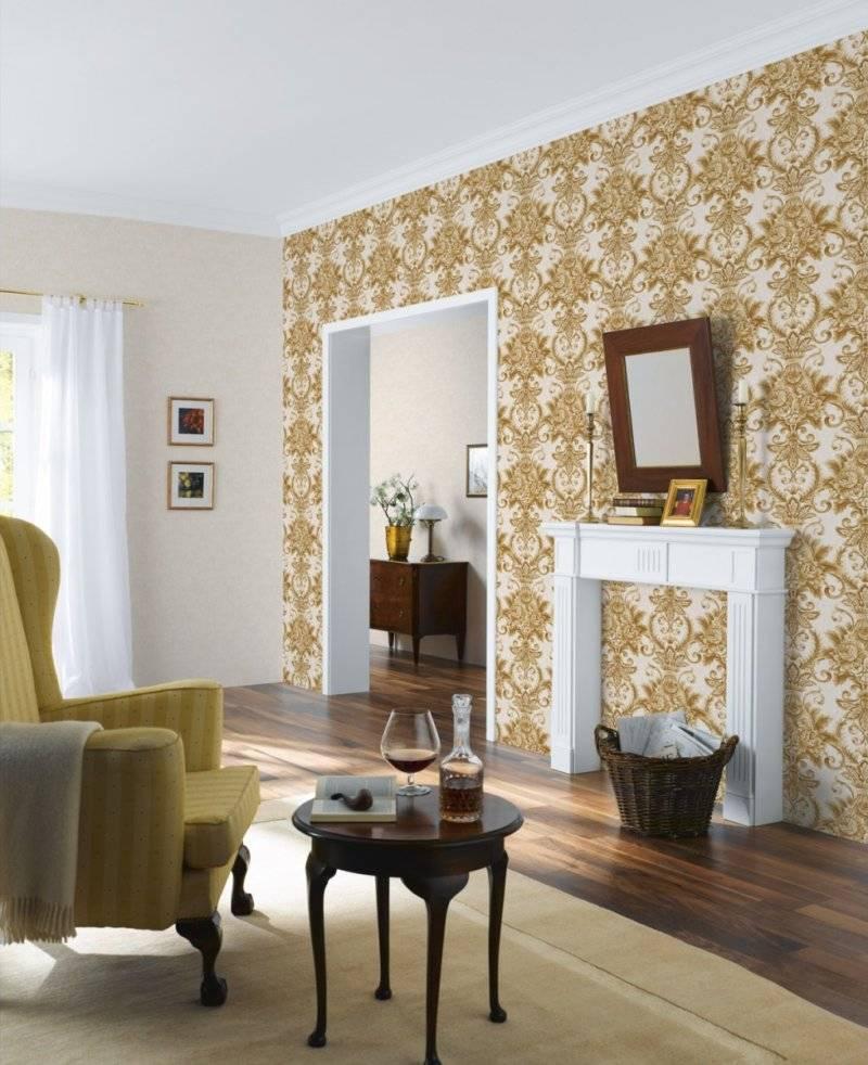 Эффектные интерьеры с темными обоями: как оформить комнату со вкусом