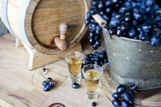 Как сделать дома хорошее вино из винограда изабелла