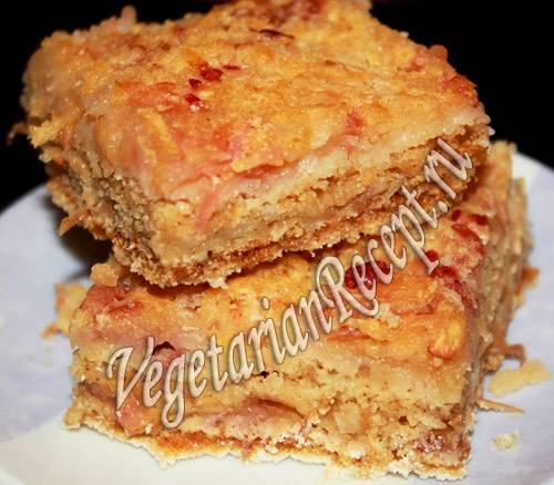 Запеканка из тыквы с творогом, манкой, яблоками в духовке, рецепты с фото, видео