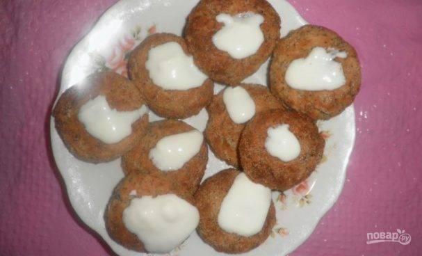 Низкокалорийные сырники с овсянкой для вкусной диеты